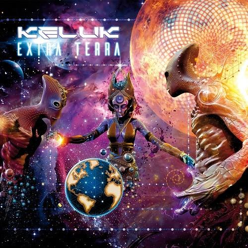 Monkey Business Records - KELUK - Extra Terra