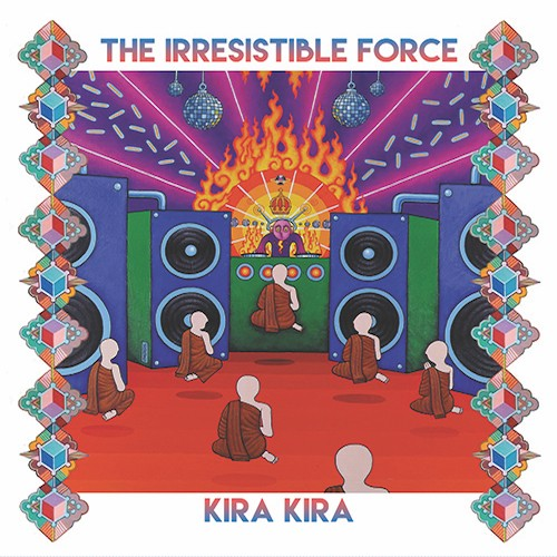 Liquid Sound Design - THE IRRESISTIBLE FORCE - Kira Kira