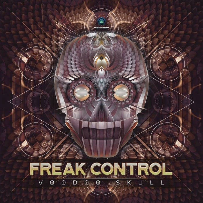 Profound Records - FREAK CONTROL - Voodoo Skull