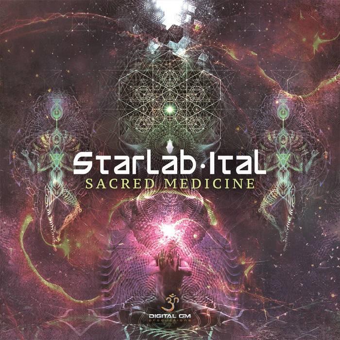 Digital Om - STARLAB & ITAL - Sacred Medicine