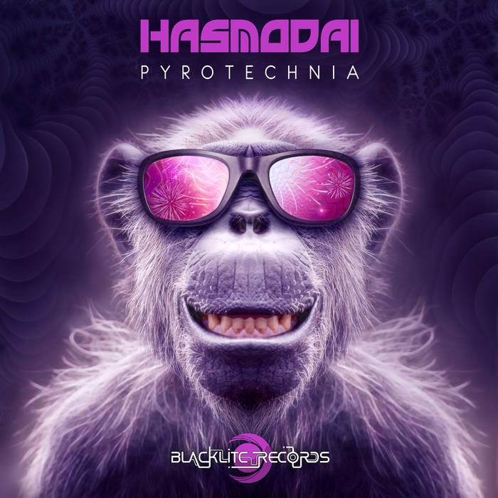 Blacklite Records - HASMODAL - Pyrotechnia