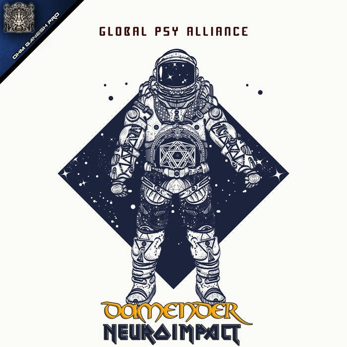 Ohm Ganesh Pro - DAMENDER, NEUROIMPACT - Global Psy Alliance