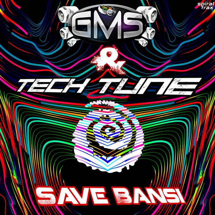 Spiral Trax Records - GMS & EARTHLING - Save Bansi