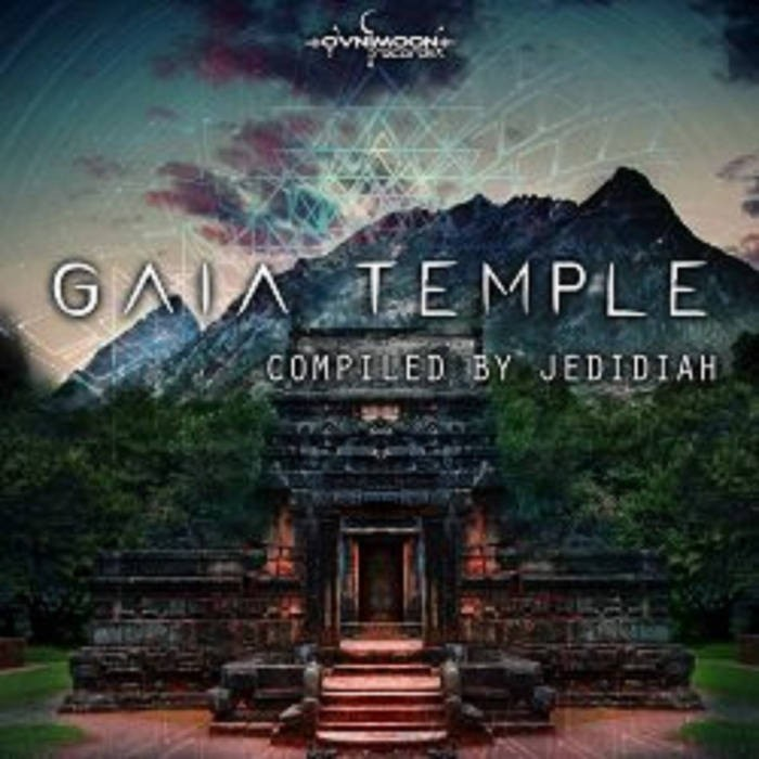 Ovnimoon Records - .Various - Gaia Temple Compiled by Jedidiah
