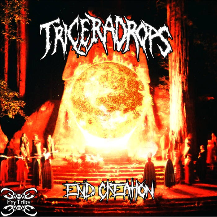 Psytribe Records - TRICERADROPS - End Creation