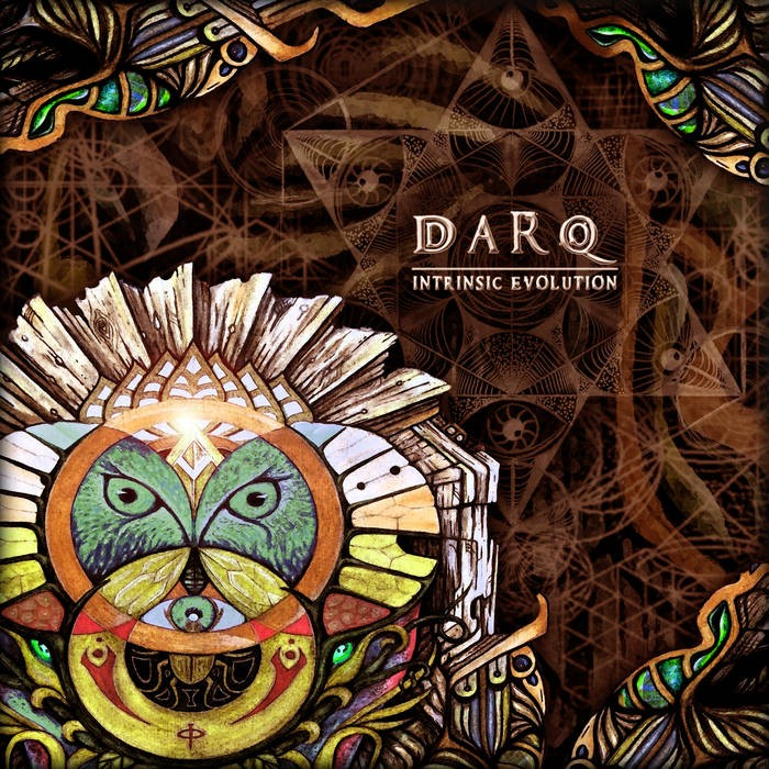 Monkey Business Records - DARQ - Intrinsic Evolution