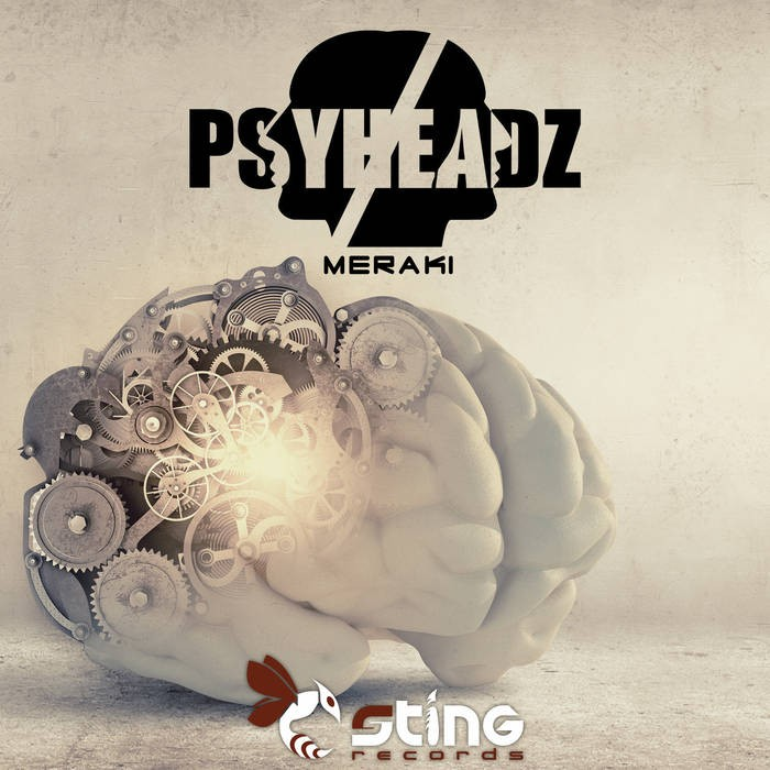Sting Records - PSYHEADZ - Meraki