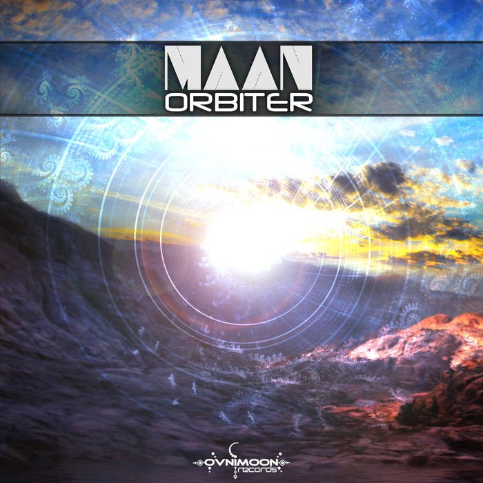 Ovnimoon Records - MAAN - Orbiter