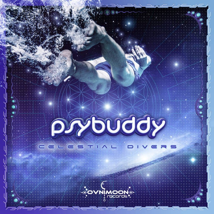 Ovnimoon Records - PSYBUDDY - Celestial Divers
