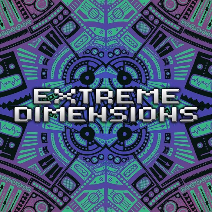 Quantz Records - .Various - Extreme Dimensions