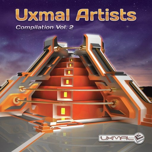 Uxmal Records - .Various - Uxmal Artists Vol 2