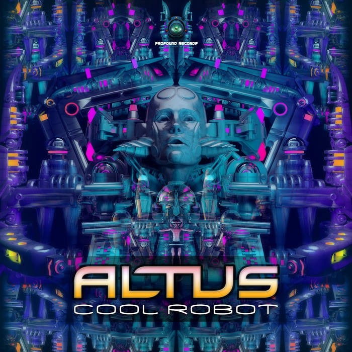 Profound Records - ALT ANESIS feat. MIKE A - Cool Robot