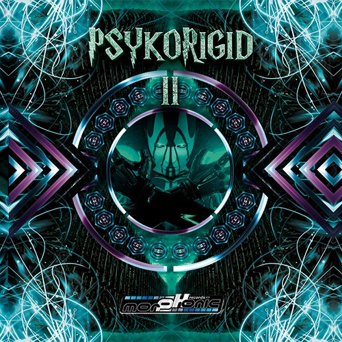 Morphonic Records - .Various - Psykorigid 2