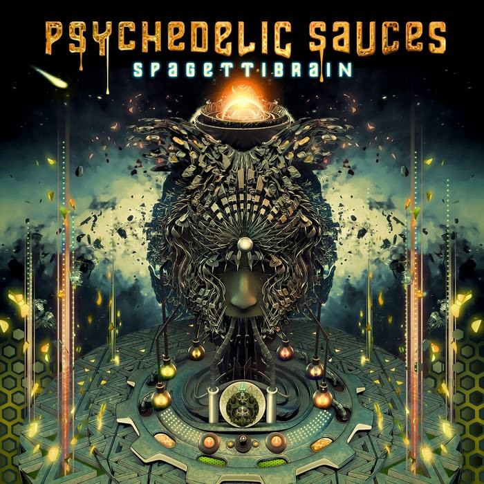 Banyan Records - SPAGETTIBRAIN - Psychedelic Sauces