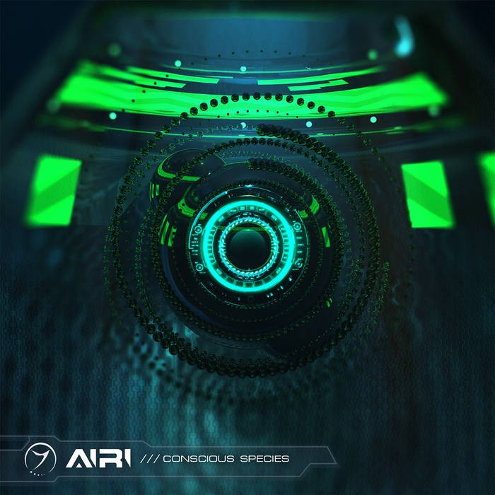 Zenon Records - AIRI - Conscious Species