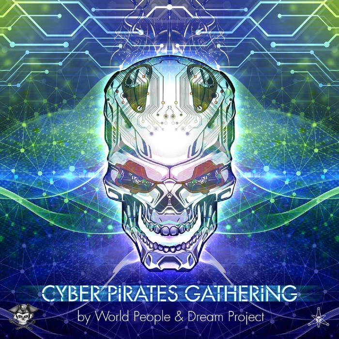 World People - .Various - Cyber Pirates Gathering
