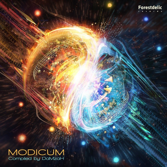Forestdelic Records - .Various - Modicum
