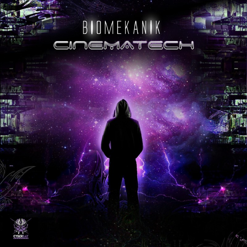 Cyberbay Records - BIOMEKANIK - Cinematech