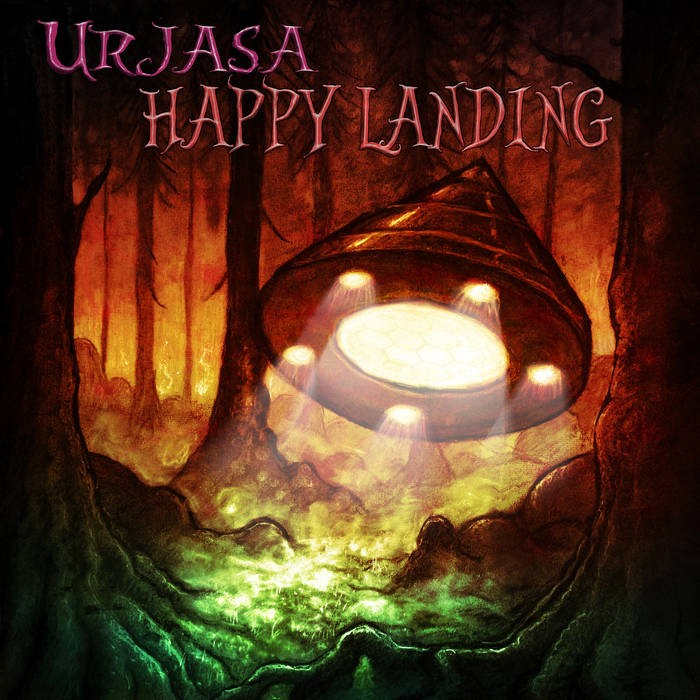 Hypnotica Records - URJASA - Happy Landing