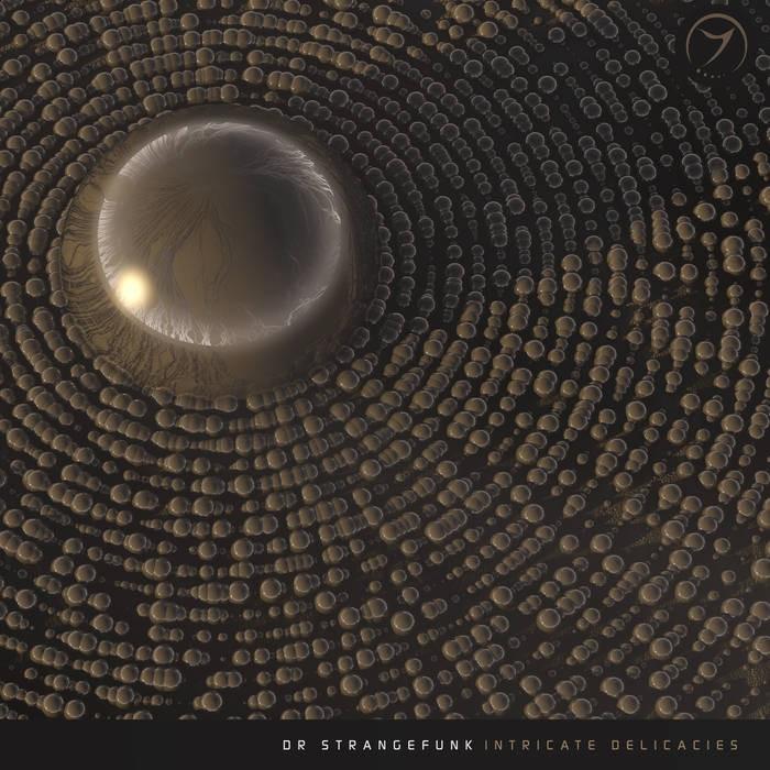 Zenon Records - Dr STRANGEFUNK - Intricate Delicacies
