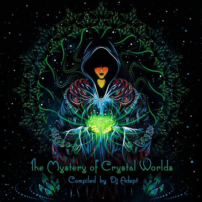 Global Sect Music - .Various - The Mystery of Crystal Worlds