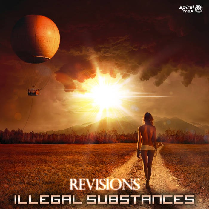 Spiral Trax Records - ILLEGAL SUBSTANCES - Revisions