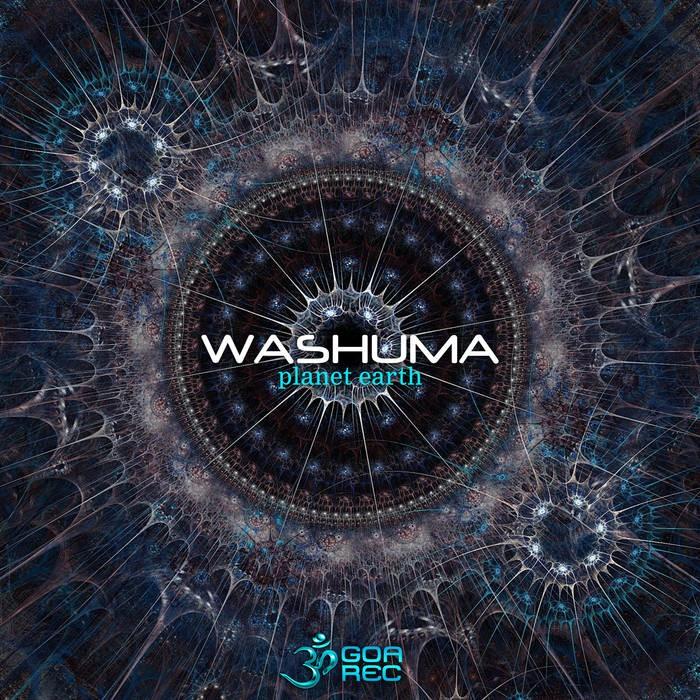 Goa Records - WASHUMA - Planet Earth
