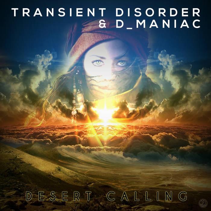 Dacru Records - TRANSIENT DISORDER - Desert Calling