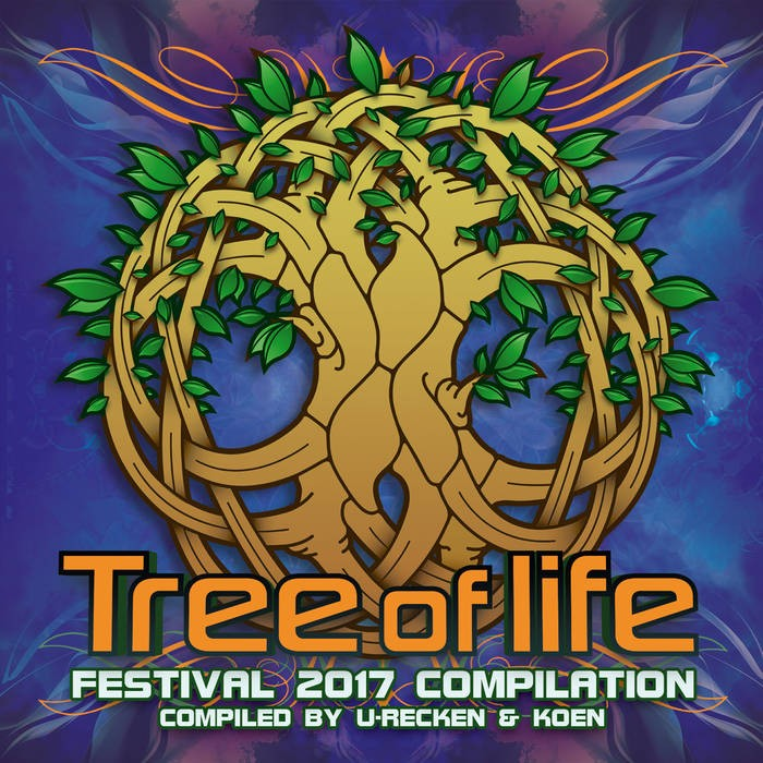 Dacru Records - .Various - Tree Of Life Festival 2017