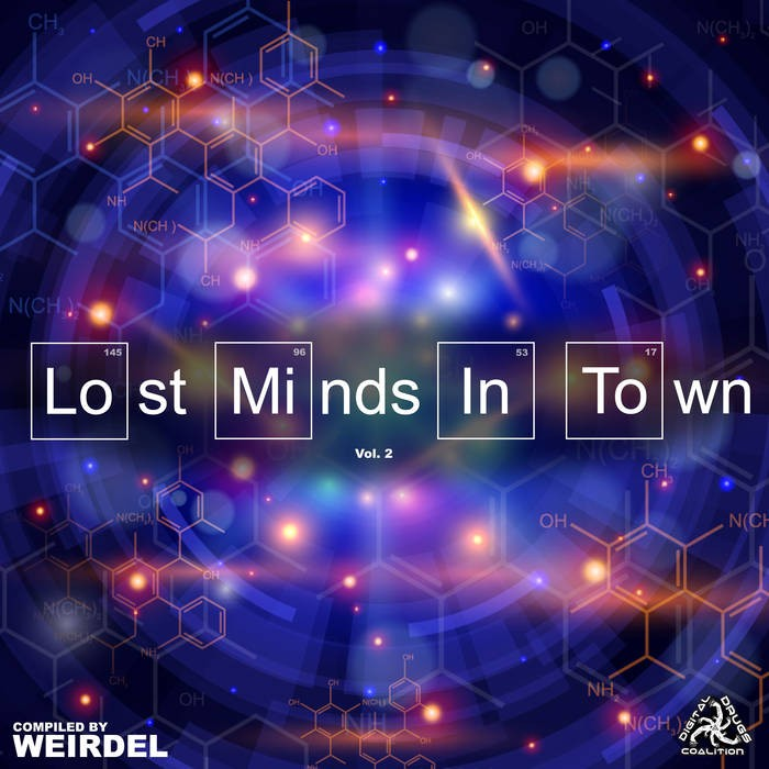 Digital Distortion - .Various - Lost Minds in Town vol.2
