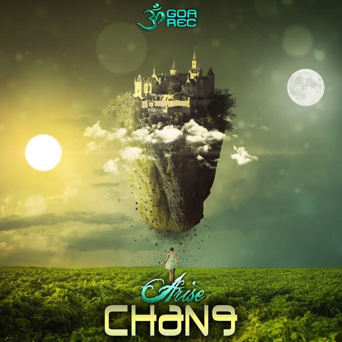 Goa Records - CHANG - Arise