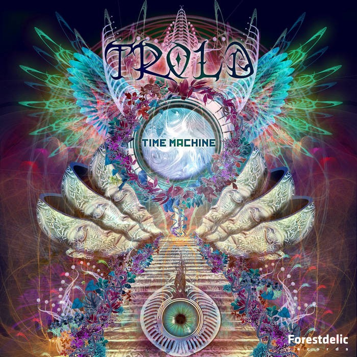 Forestdelic Records - TROLD - Time Machine