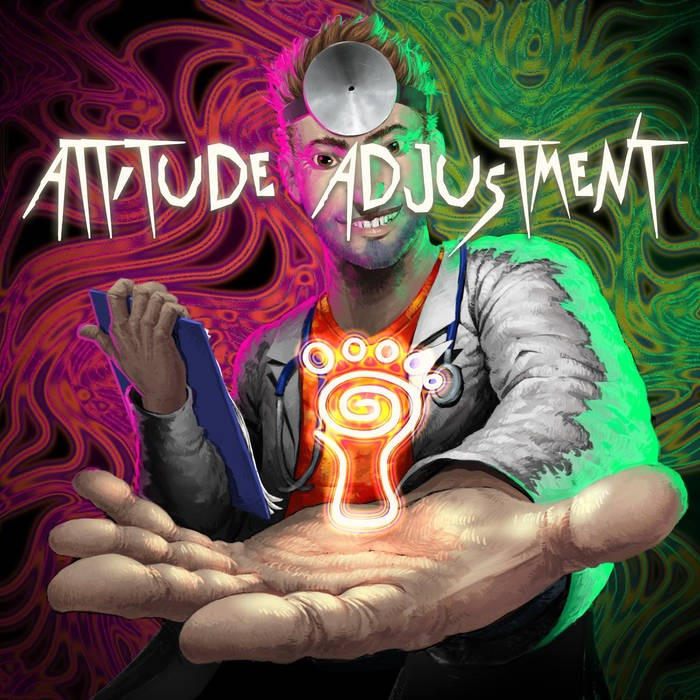 Parvati Records - .Various - Attitude Adjustment