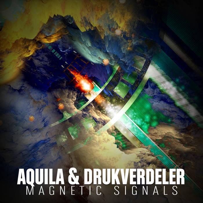 Dacru Records - AQUILA, DRUKVERDELER - Magnetic Signals