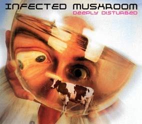 Yoyo Records - INFECTED MUSHROOM - deeply disturbed