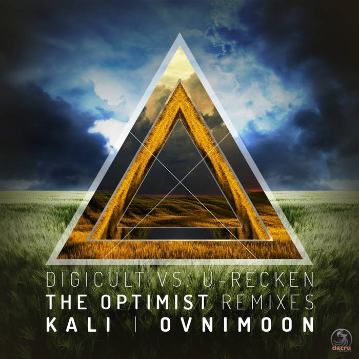Dacru Records - DIGICULT, U-RECKEN - The Optimist Remixes