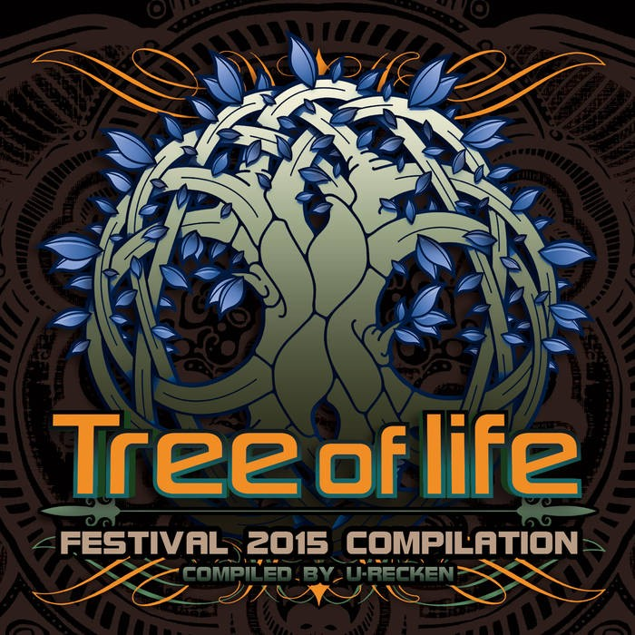 Dacru Records - .Various - Tree of Life 2015
