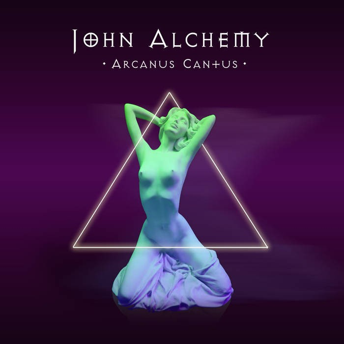 Random Records - JOHN ALCHEMY - Arcanus Cantus