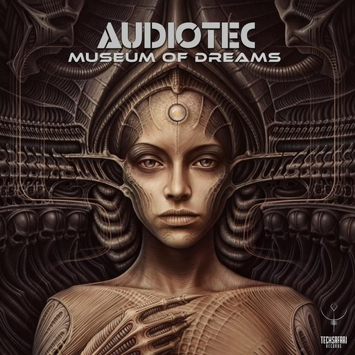 TechSafari Records - AUDIOTEC - Museum Of Dreams