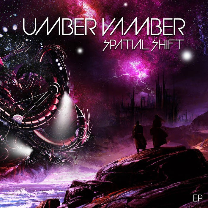 Active Meditation Music - UMBER VAMBER - Spatial Shift