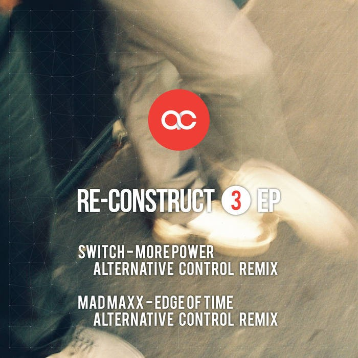 Dacru Records - ALTERNATIVE CONTROL - Re - Construct 3