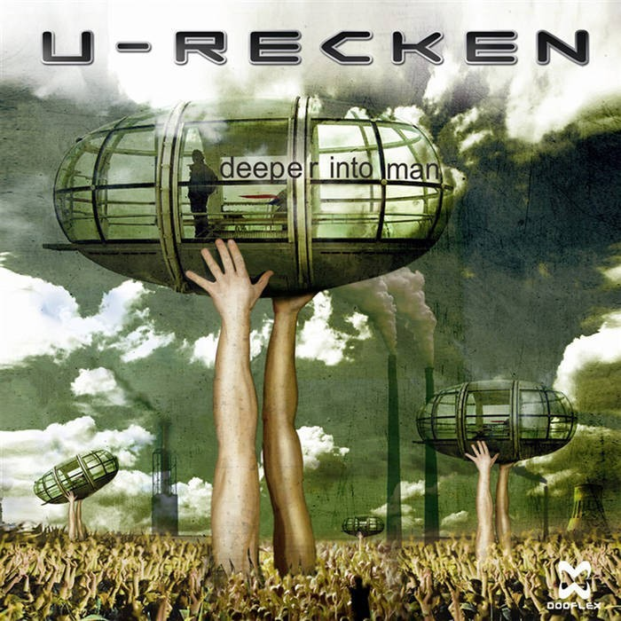 Dacru Records - U-RECKEN - Deeper Into Man