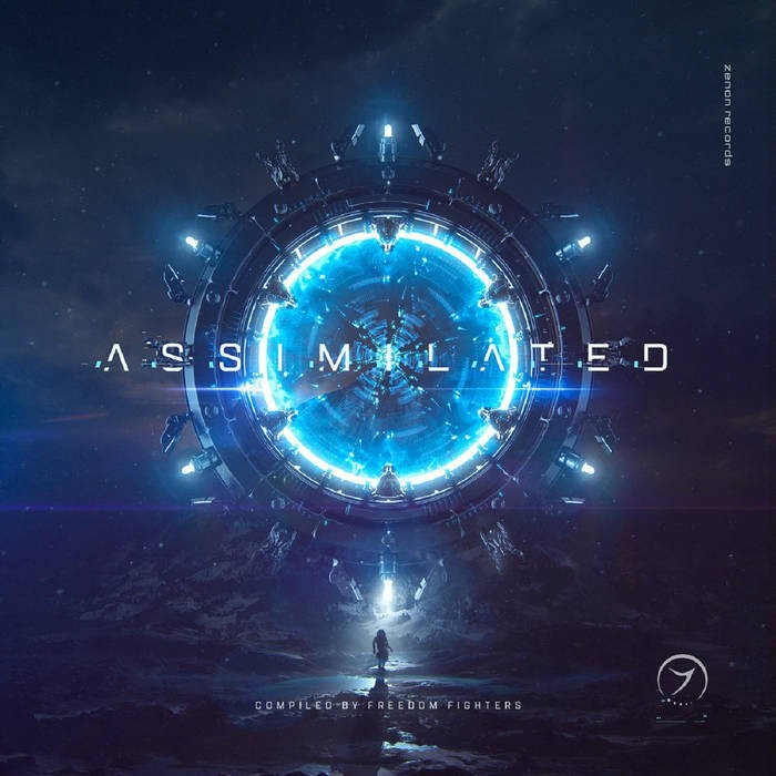 Zenon Records - .Various - Assimilated (Compiled by Freedom Fighters)