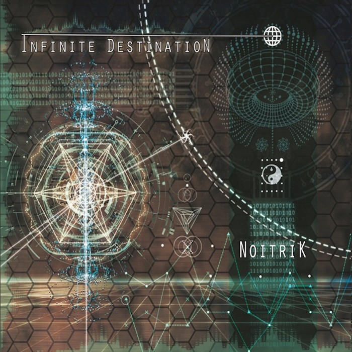 Alice-d Records - NOITRIK - Infinite Destination