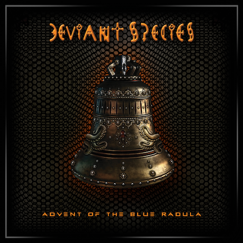 Trick Music - DEVIANT SPECIES - Advent Of The Blue Radula