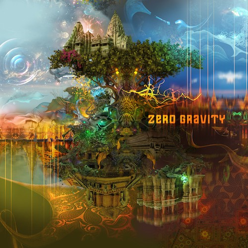 Interchill Records - .Various - Zero Gravity