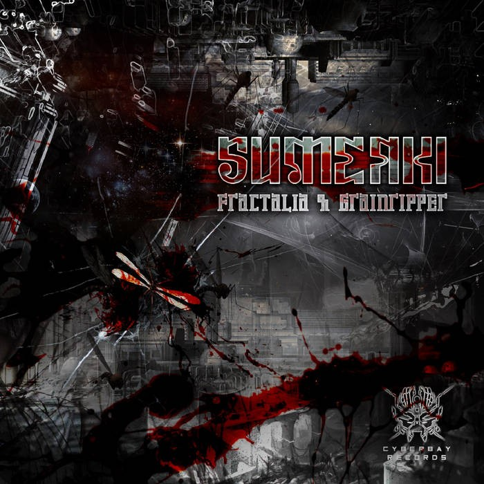 Cyberbay Records - FRACTALIA, GRAINRIPPER - Sumerki
