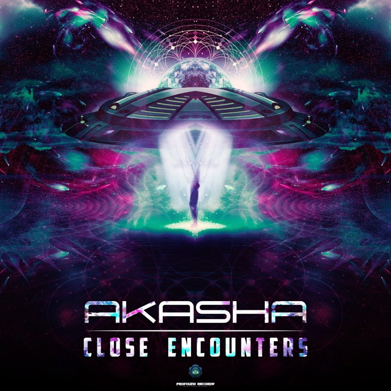 Profound Records - AKASHA - Close Encounters