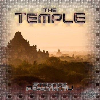 Sun Department Records - STRANGE PERSONALITY - The Temple