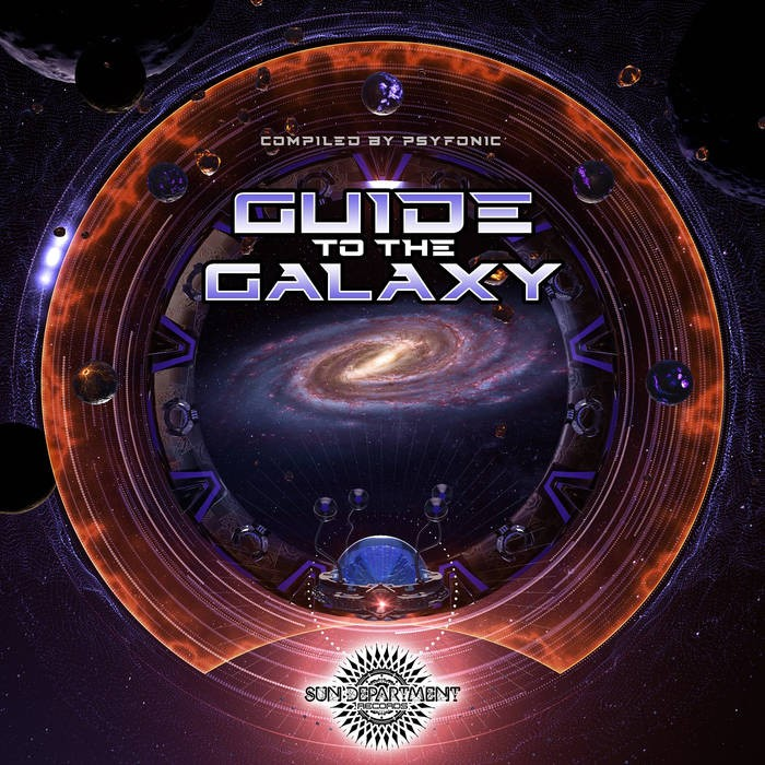 Sun Department Records - .Various - Guide To The Galaxy